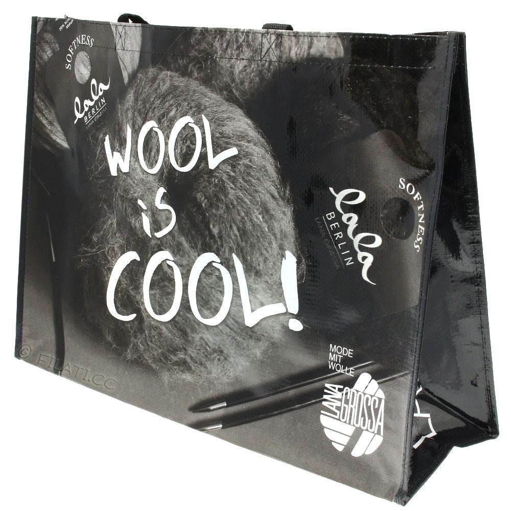 Lana Grossa Сумка для покупок WOOL IS COOL - 2