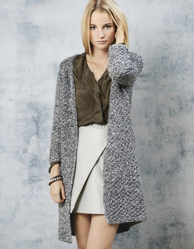 Lana Grossa Укороченное пальто Vero/California