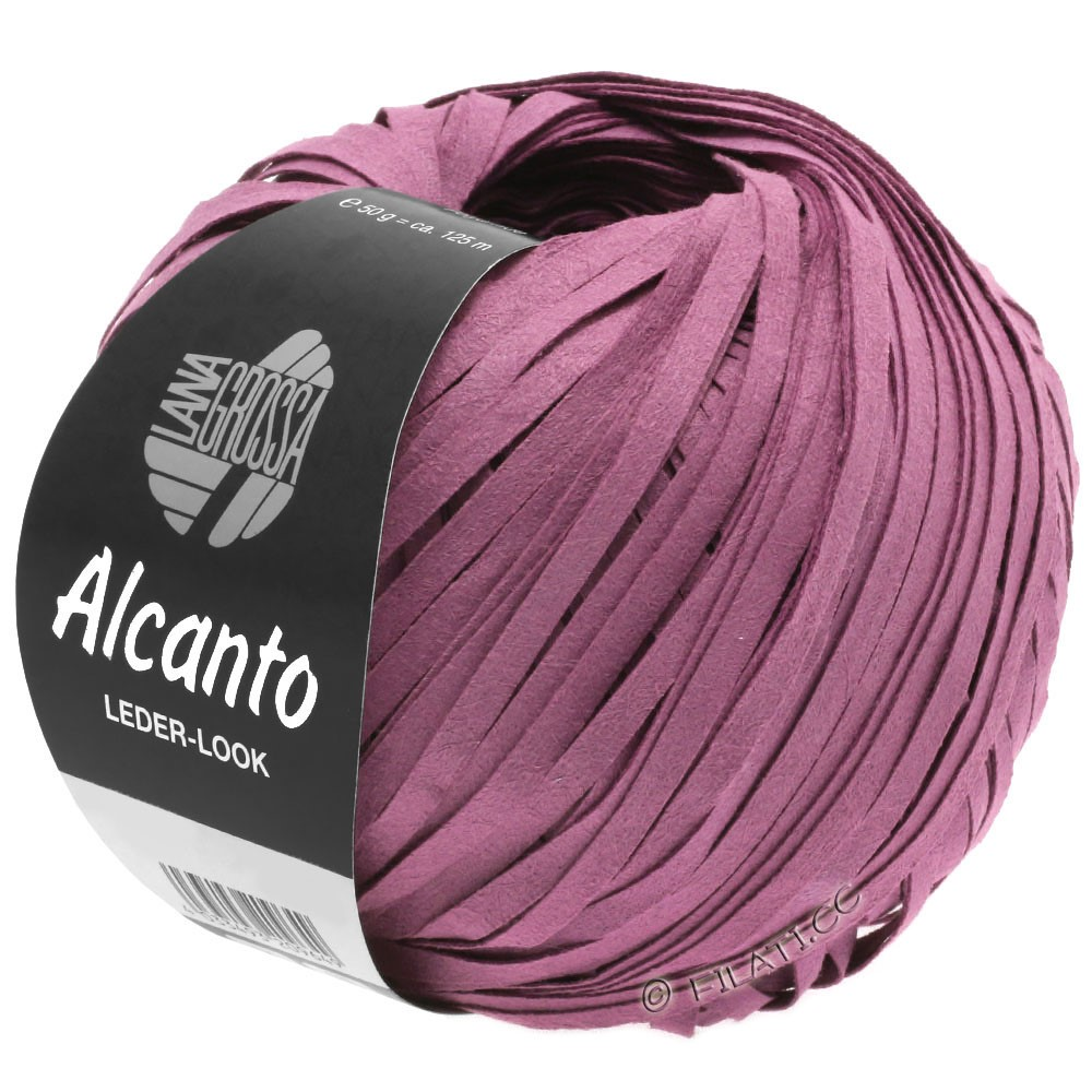 Lana Grossa ALCANTO | 03-старо - фиолетовый