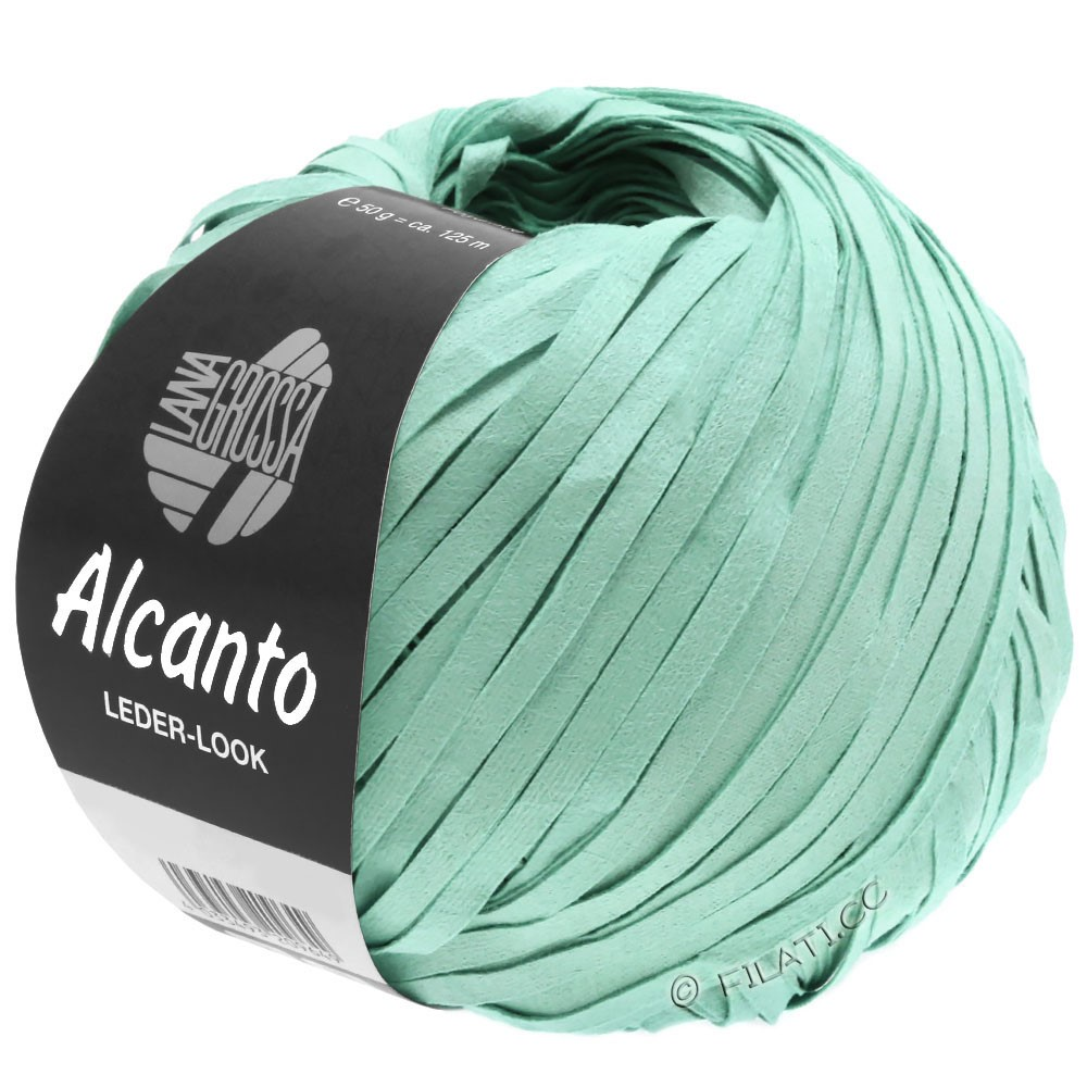 Lana Grossa ALCANTO | 06-светло-зеленый