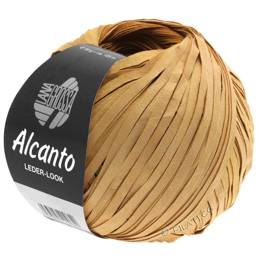 Lana Grossa ALCANTO | 09-желтый шафран