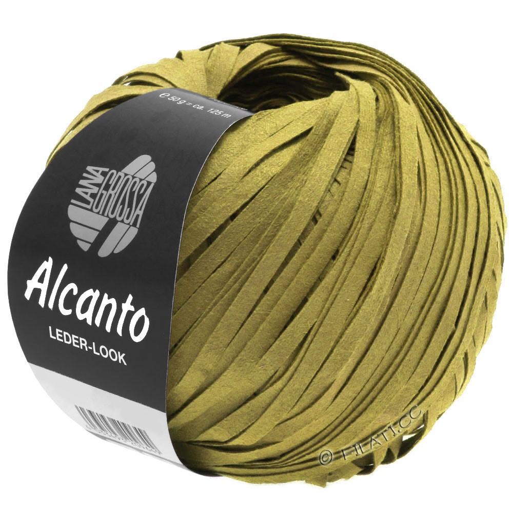 Lana Grossa ALCANTO | 13-оливково-желтый