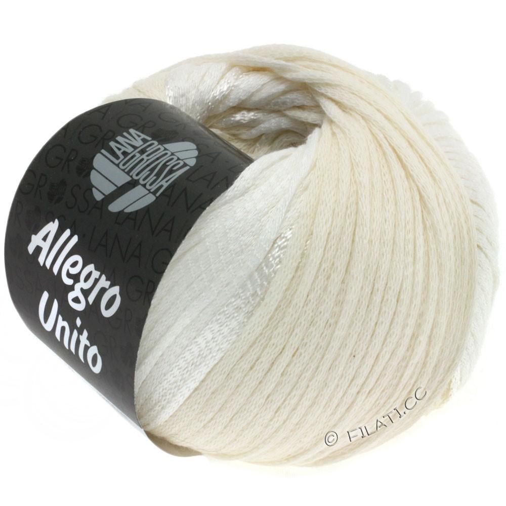 Lana Grossa ALLEGRO Unito | 101-чисто-белый