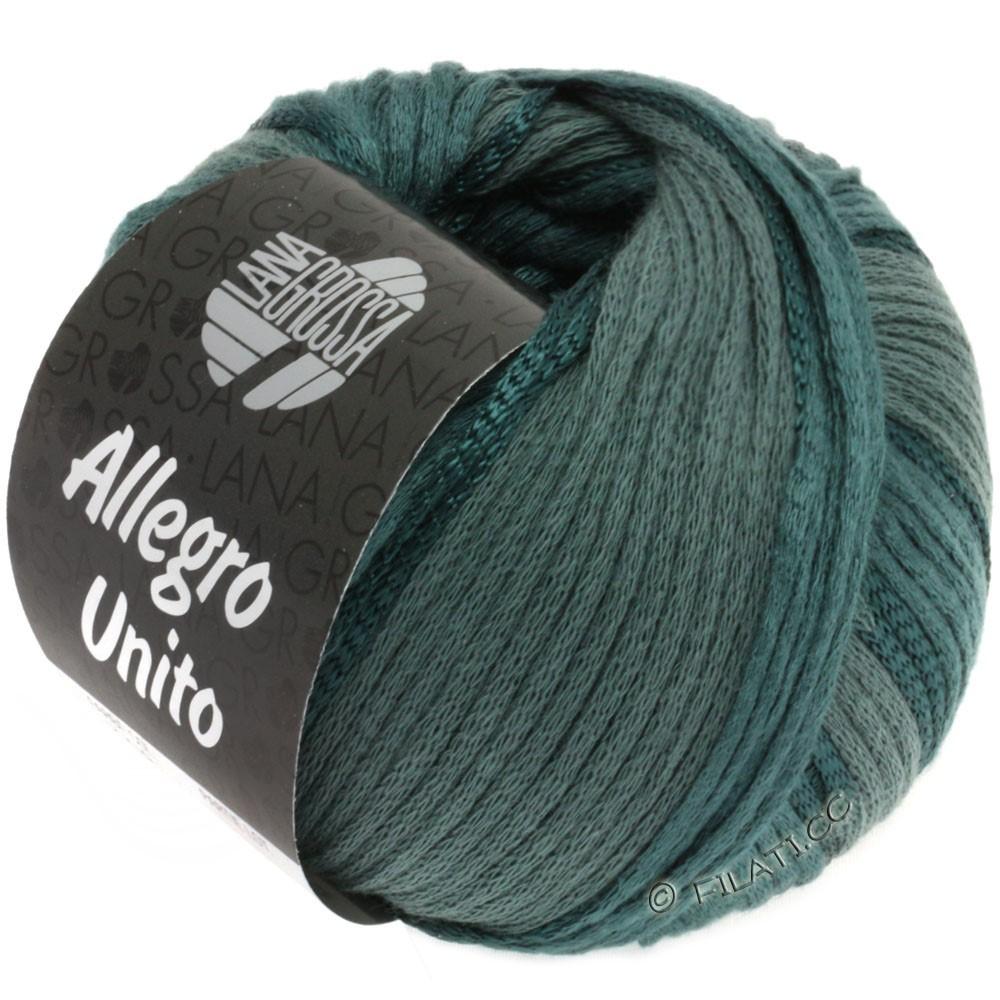 Lana Grossa ALLEGRO Unito | 108-серо-зеленый