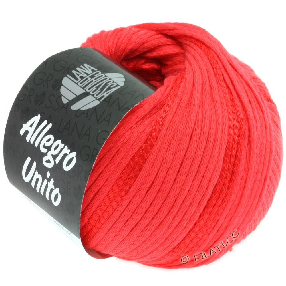 Lana Grossa ALLEGRO Unito | 110-красный