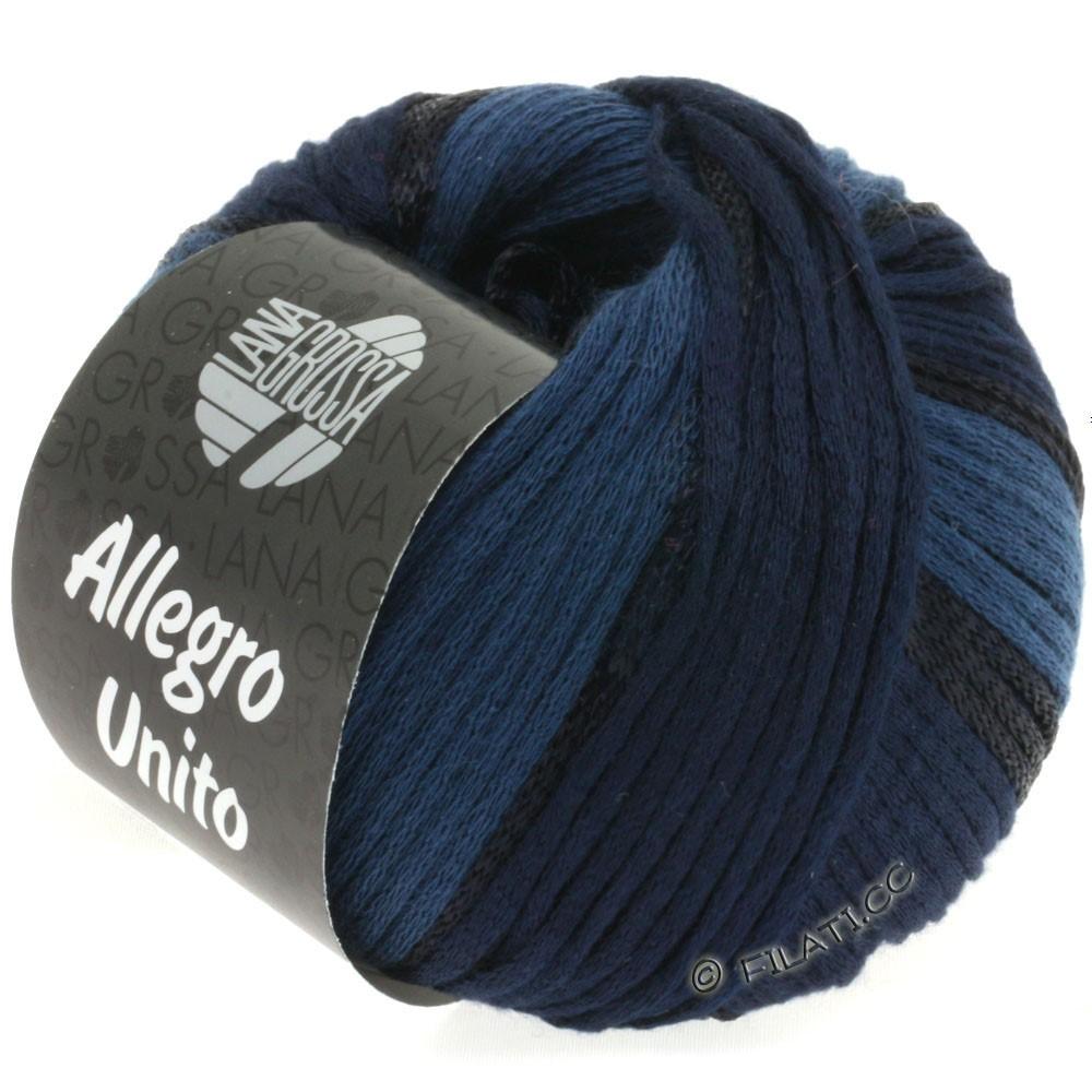 Lana Grossa ALLEGRO Unito | 111-синий, как ночь