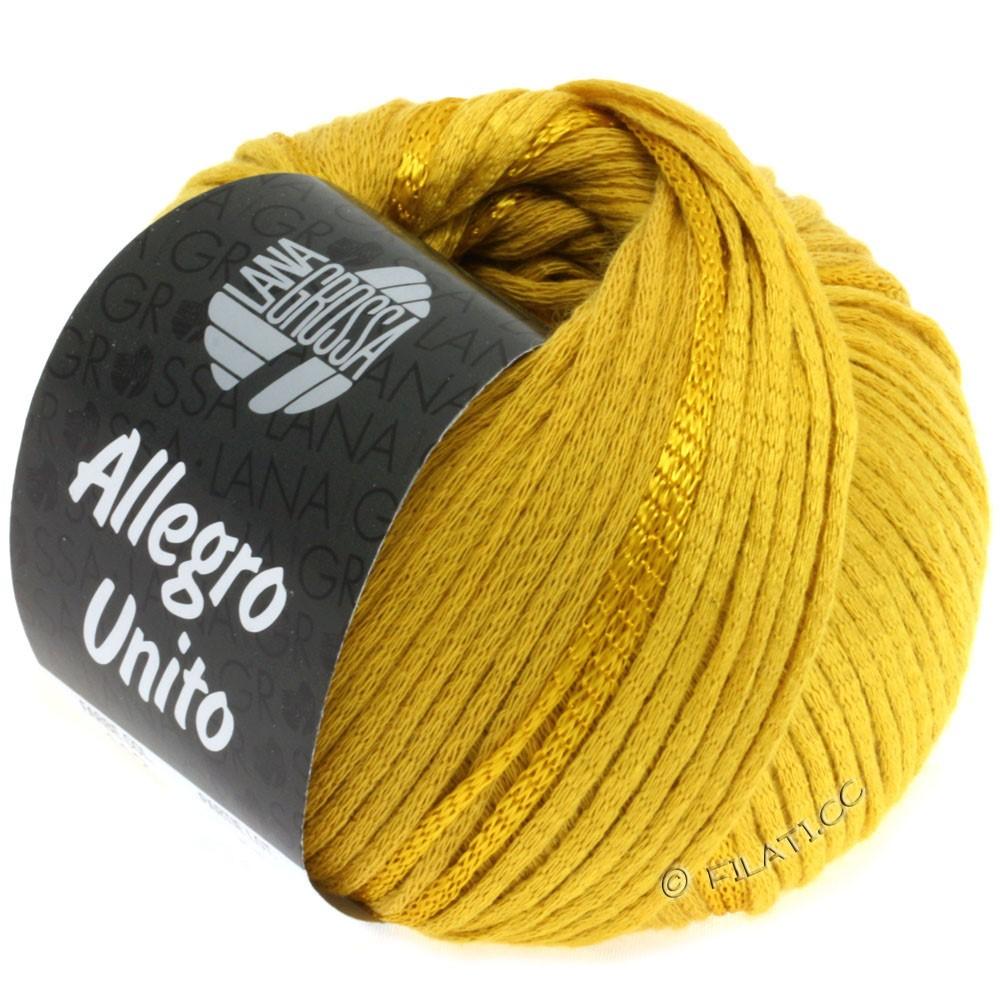 Lana Grossa ALLEGRO Unito | 112-желтый