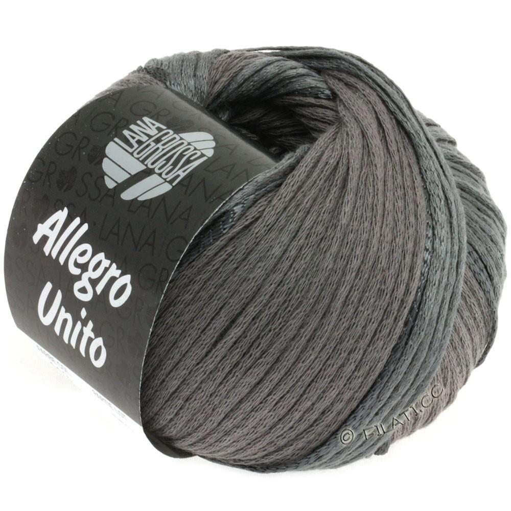 Lana Grossa ALLEGRO Unito | 113-тёмно-серый