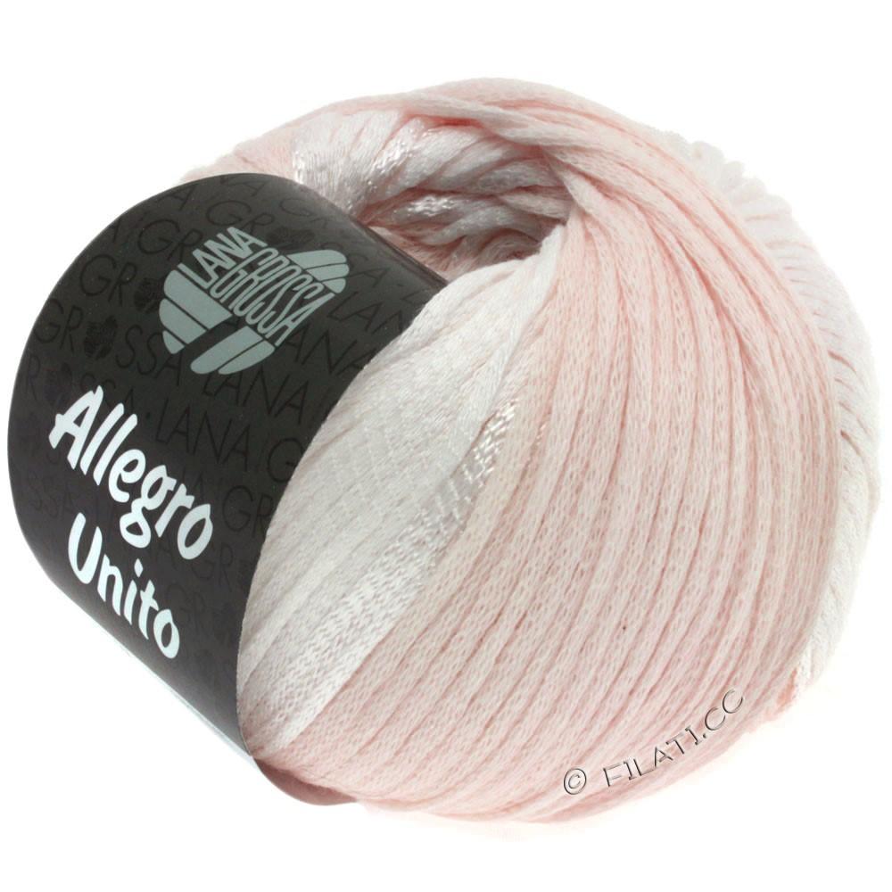 Lana Grossa ALLEGRO Unito | 116-мягко-розовый