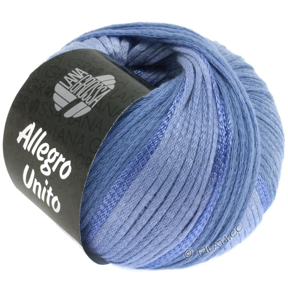 Lana Grossa ALLEGRO Unito | 119-горечавки синий