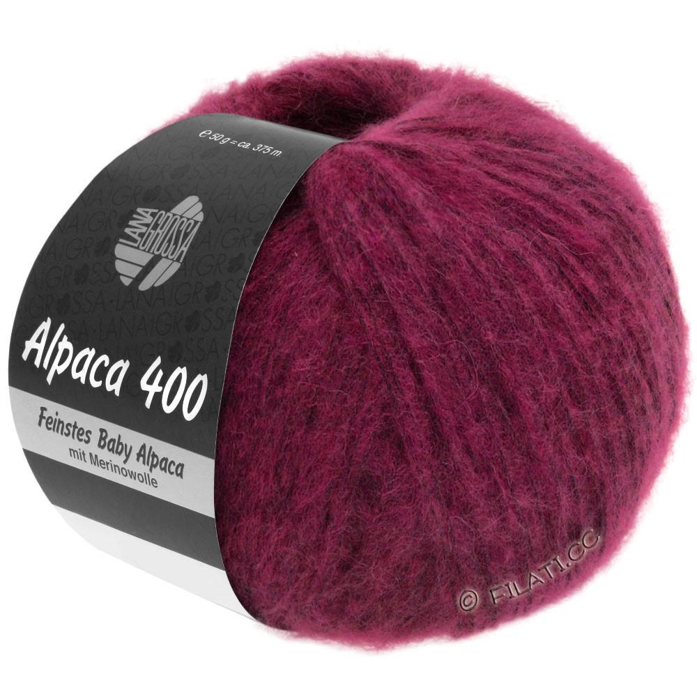 Lana Grossa ALPACA 400 | 06-цикламеновый