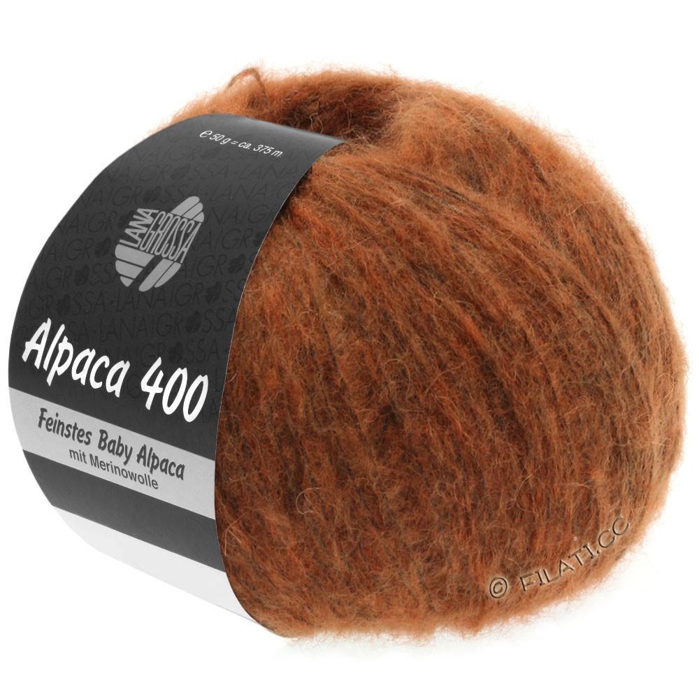 Lana Grossa ALPACA 400 | 17-медь