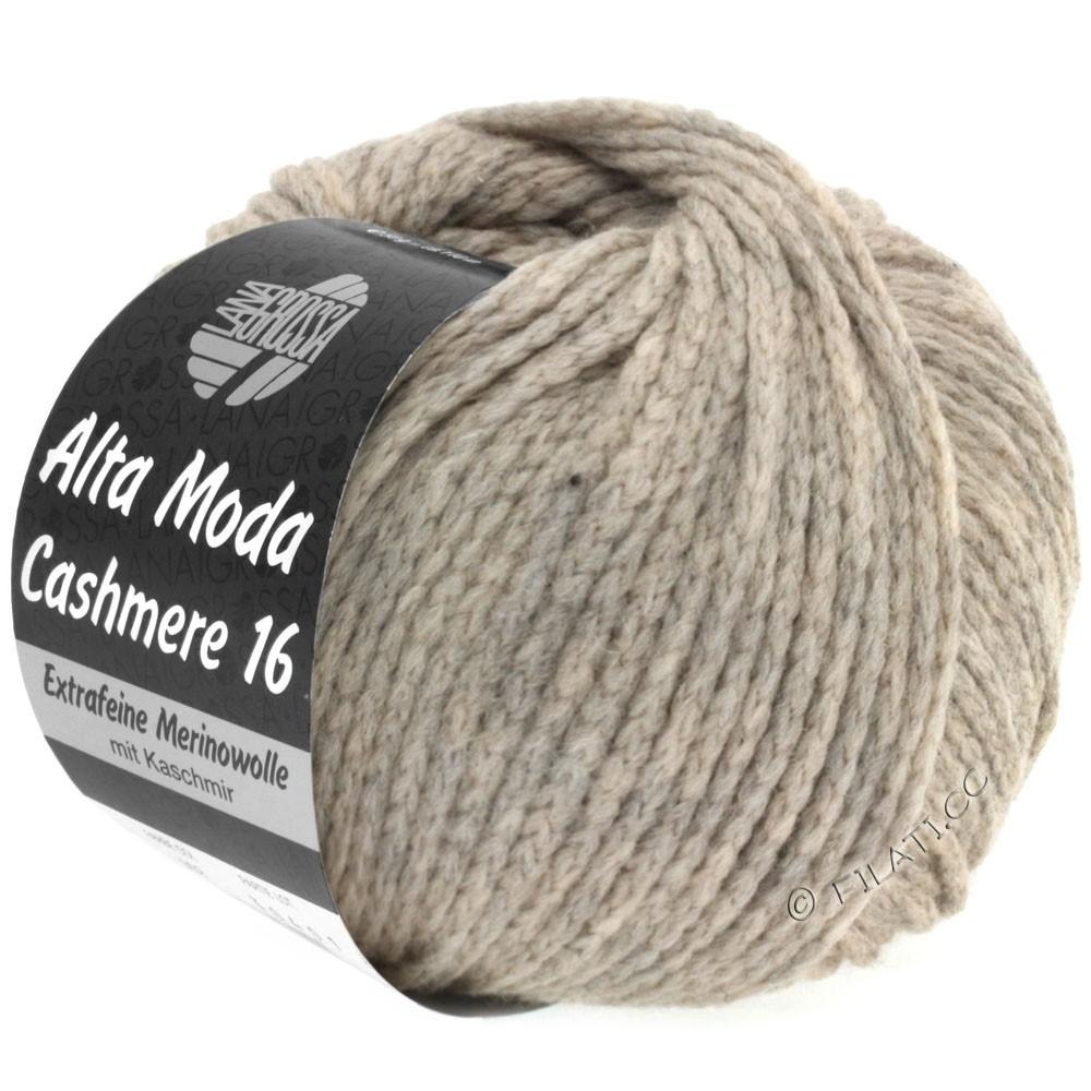Lana Grossa ALTA MODA CASHMERE 16 | 003-серо-коричневый