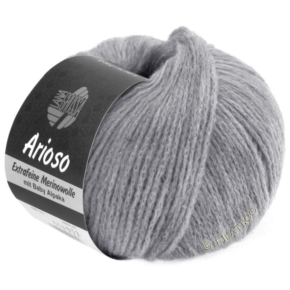 Lana Grossa ARIOSO | 05-светло-серый