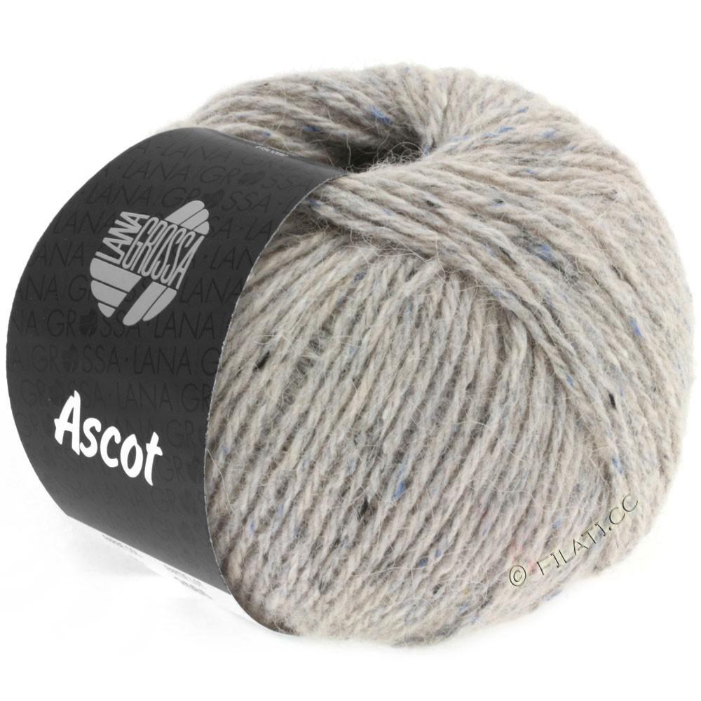 Lana Grossa ASCOT | 01-натуральный меланжевый