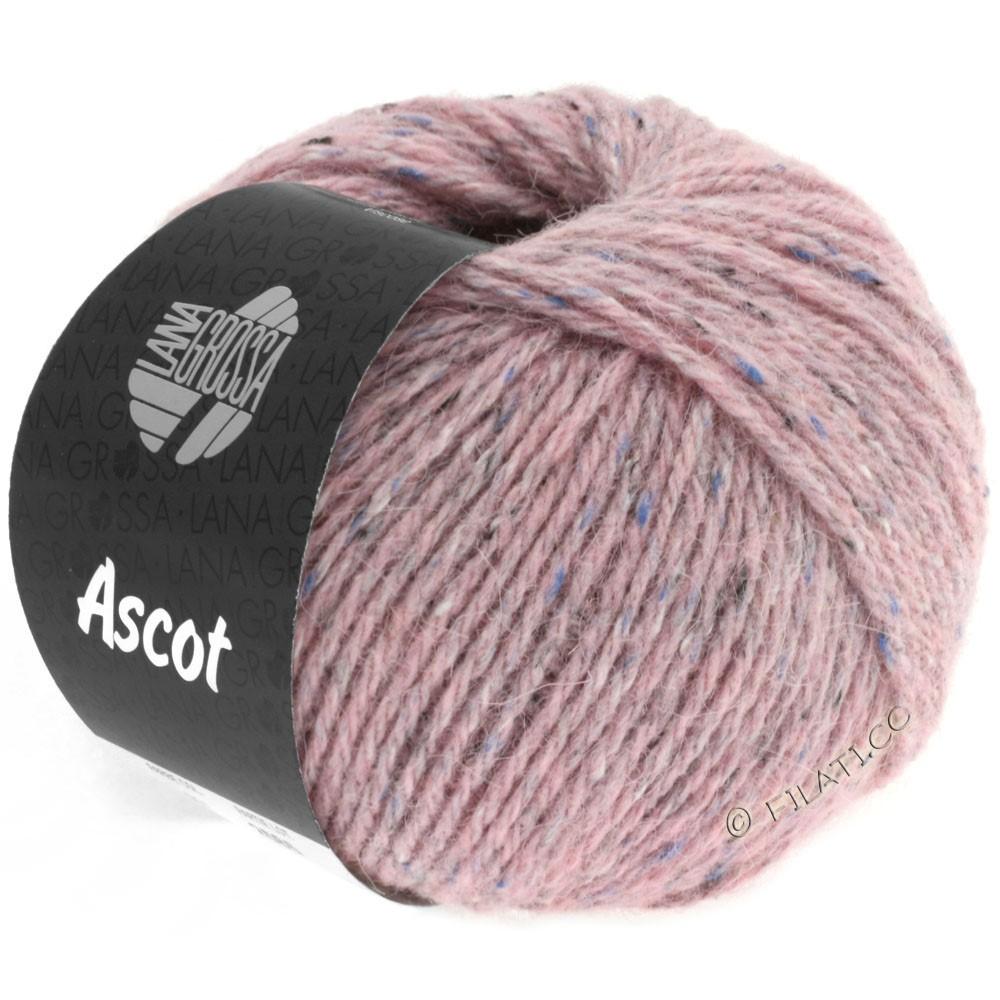 Lana Grossa ASCOT | 03-розовый меланжевый
