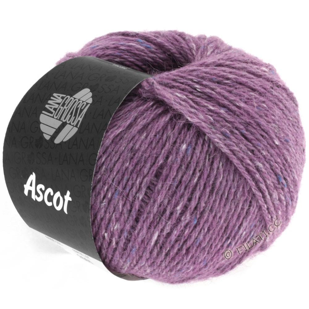 Lana Grossa ASCOT | 04-пурпурный меланжевый