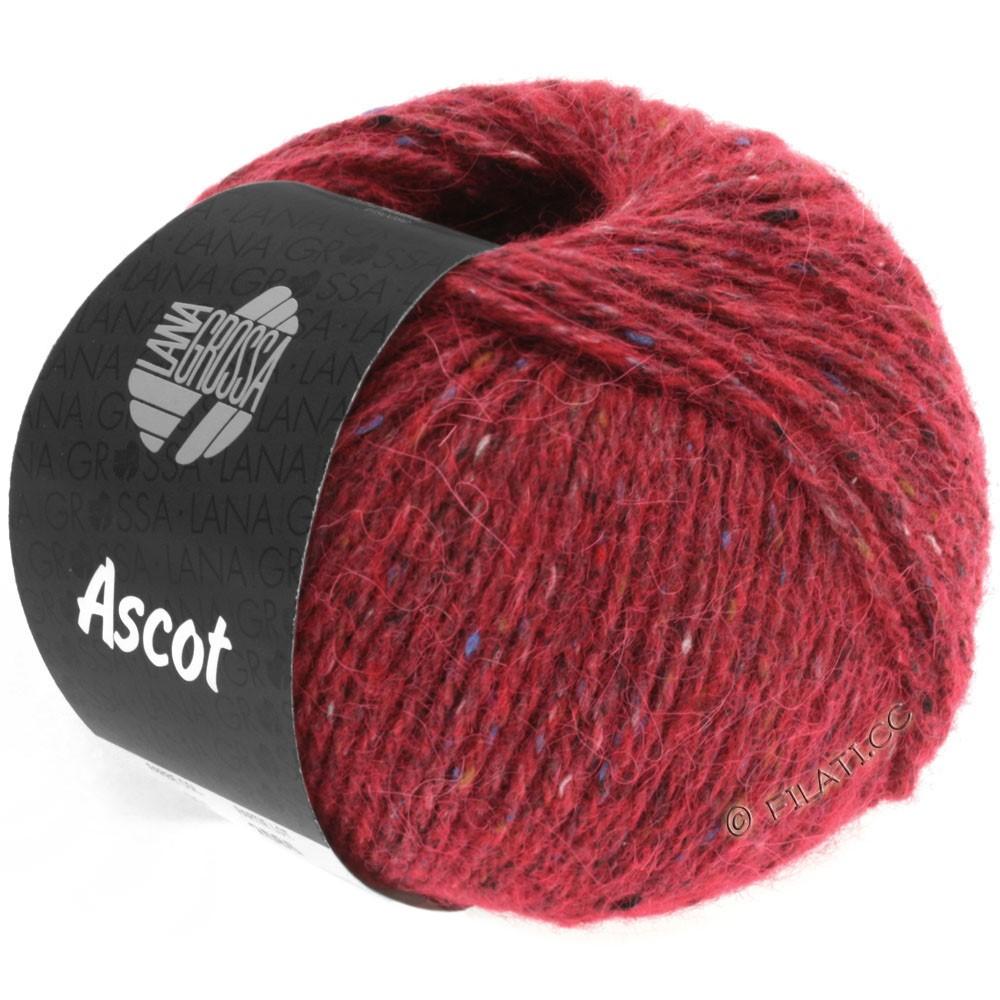 Lana Grossa ASCOT | 05-красное вино меланжевый