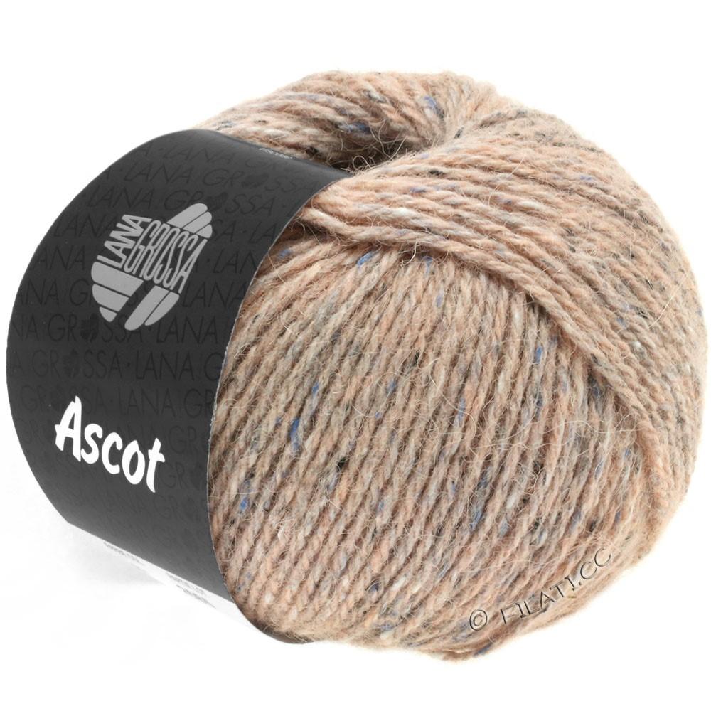 Lana Grossa ASCOT | 15-пудра меланжевый