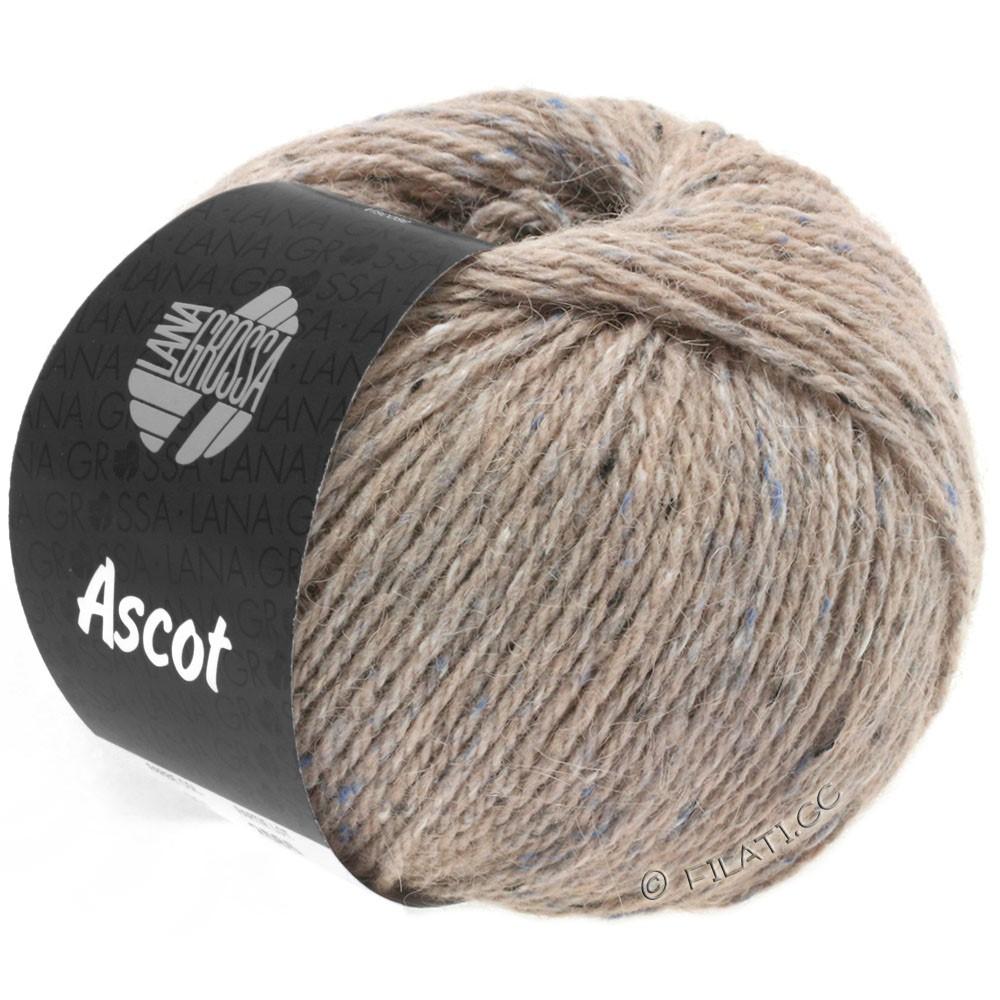 Lana Grossa ASCOT | 19-бежевый меланжевый