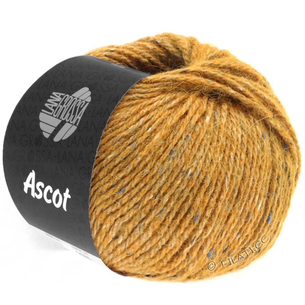 Lana Grossa ASCOT | 25-золотисто-коричневый меланжевый