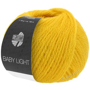 Lana Grossa BABY LIGHT | 01-жёлтый