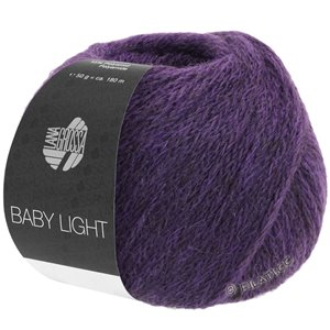 Lana Grossa BABY LIGHT | 04-фиолетовый