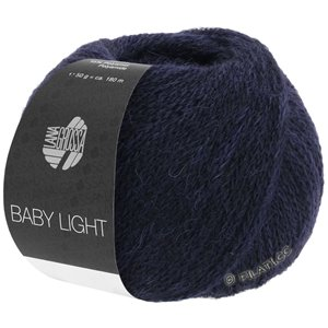 Lana Grossa BABY LIGHT | 05-тёмно-синий