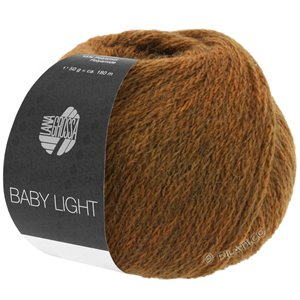 Lana Grossa BABY LIGHT | 09-коричневый