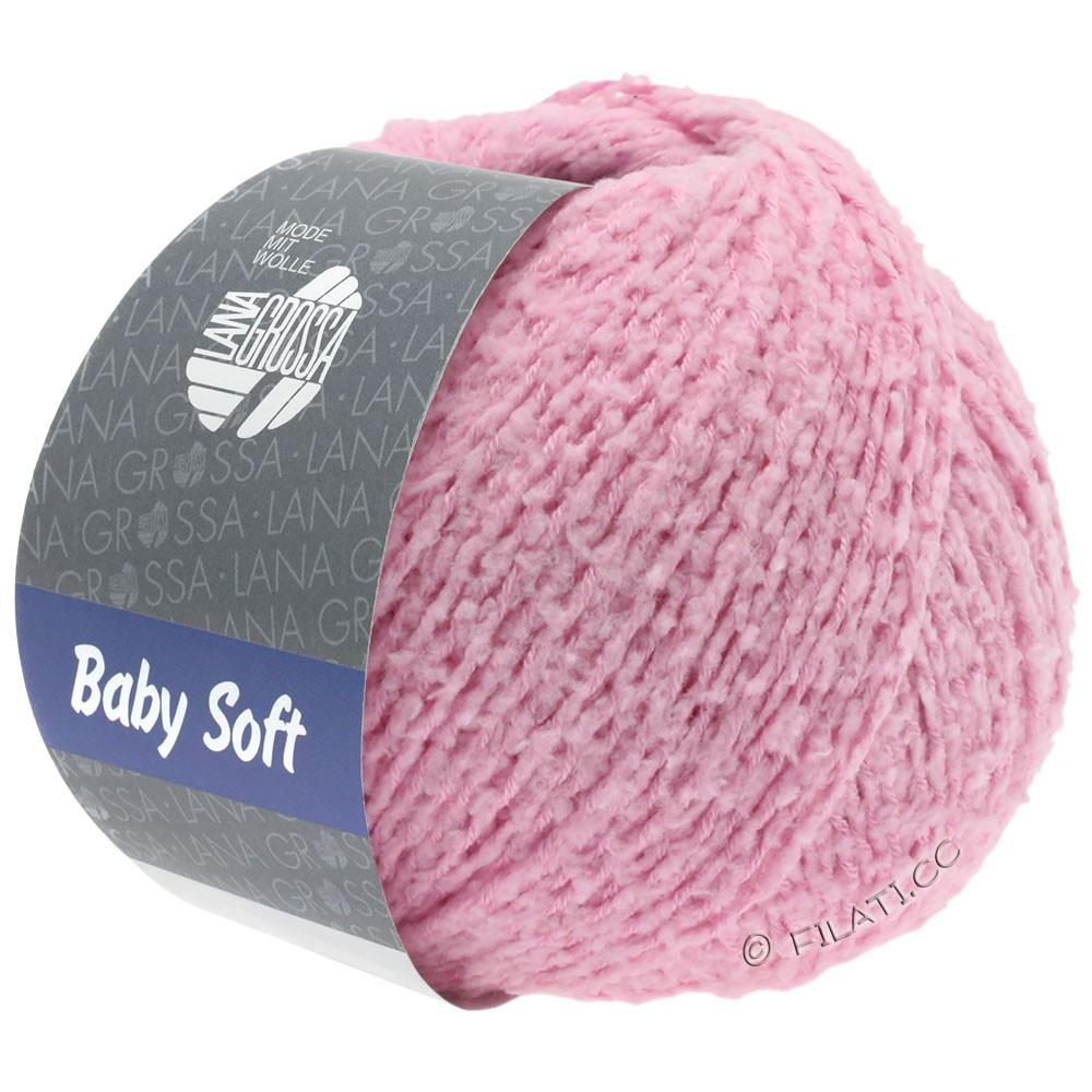 Lana Grossa BABY SOFT | 06-мягко-пинк