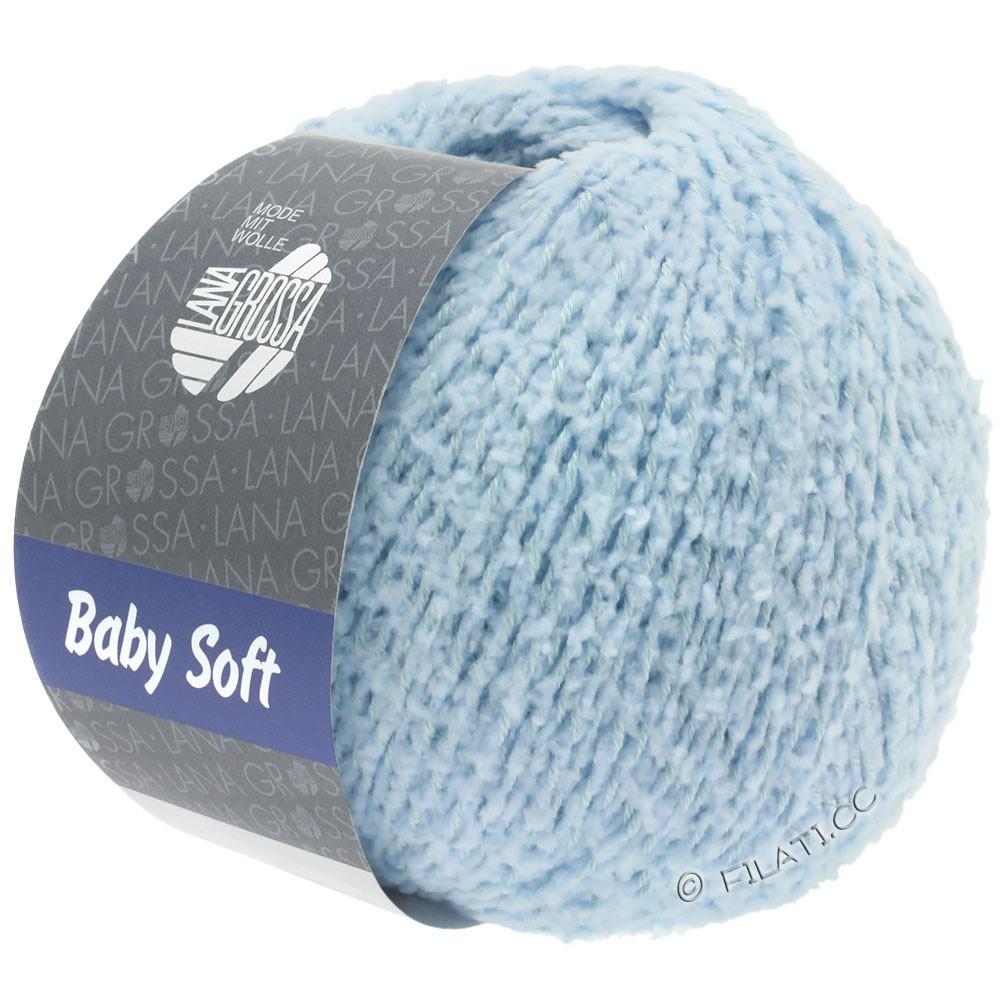 Lana Grossa BABY SOFT | 08-светло-голубой