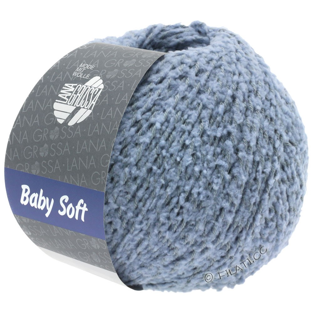 Lana Grossa BABY SOFT | 10-джинс