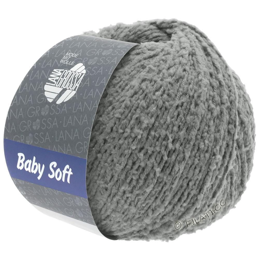 Lana Grossa BABY SOFT | 11-тёмно-серый