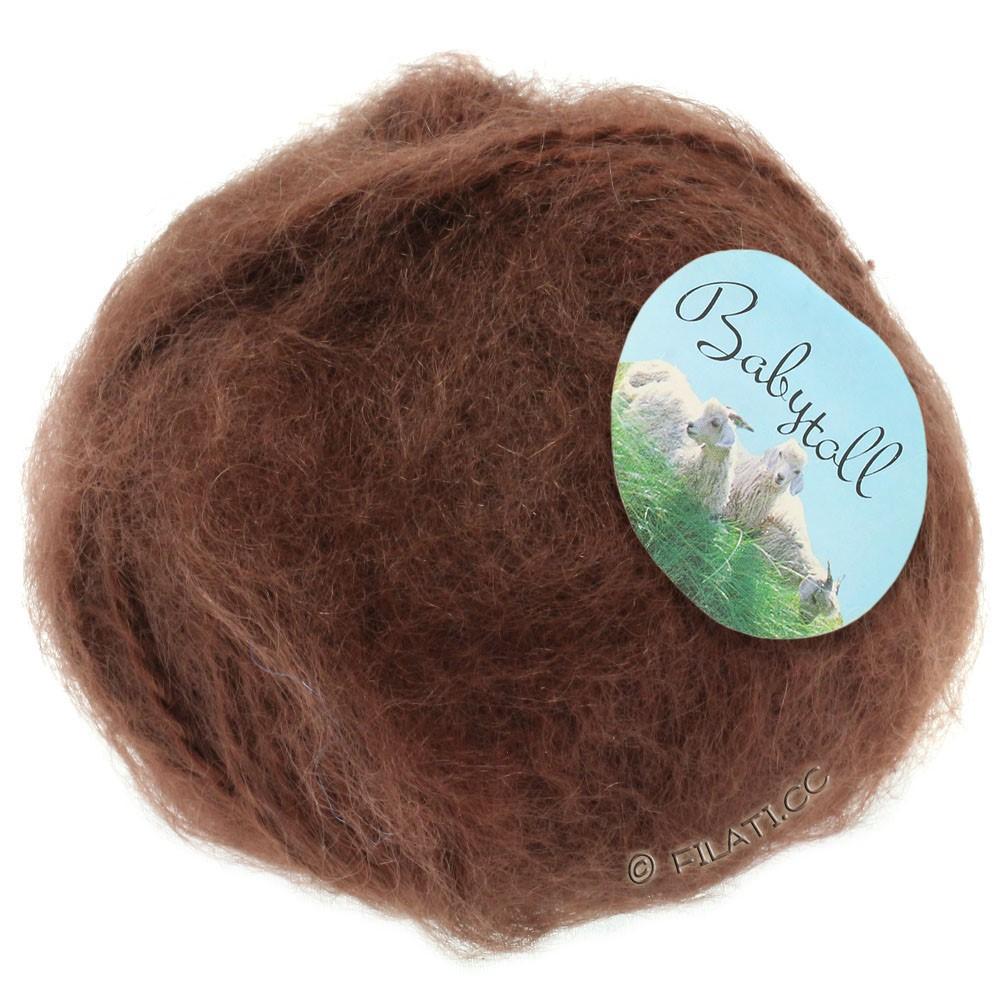 Lana Grossa BABYTOLL | 8894-коричневый