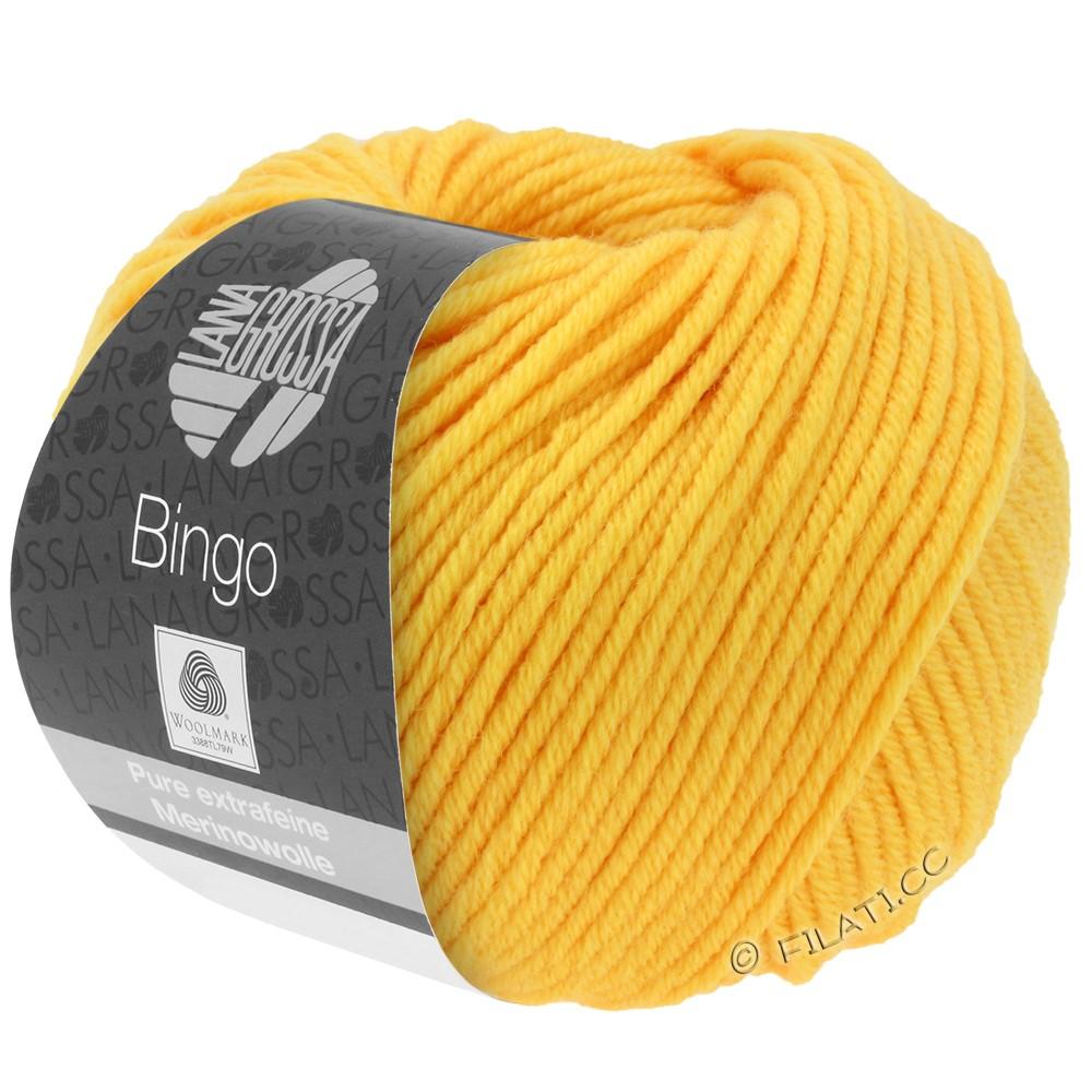 Lana Grossa BINGO  Uni/Melange/Print уни/меланж/принт | 067-желтое солнце