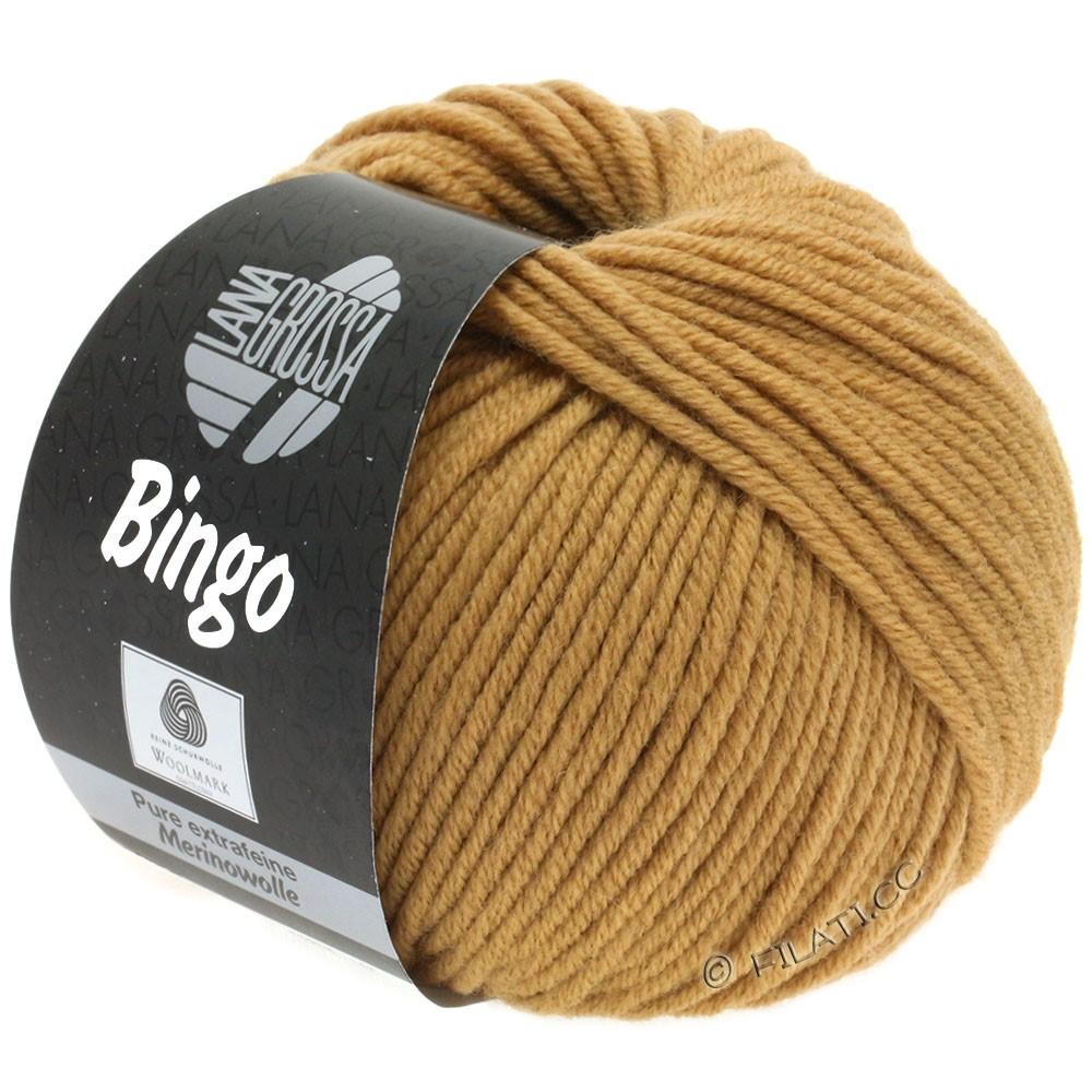 Lana Grossa BINGO  Uni/Melange/Print уни/меланж/принт | 181-легко коричневый