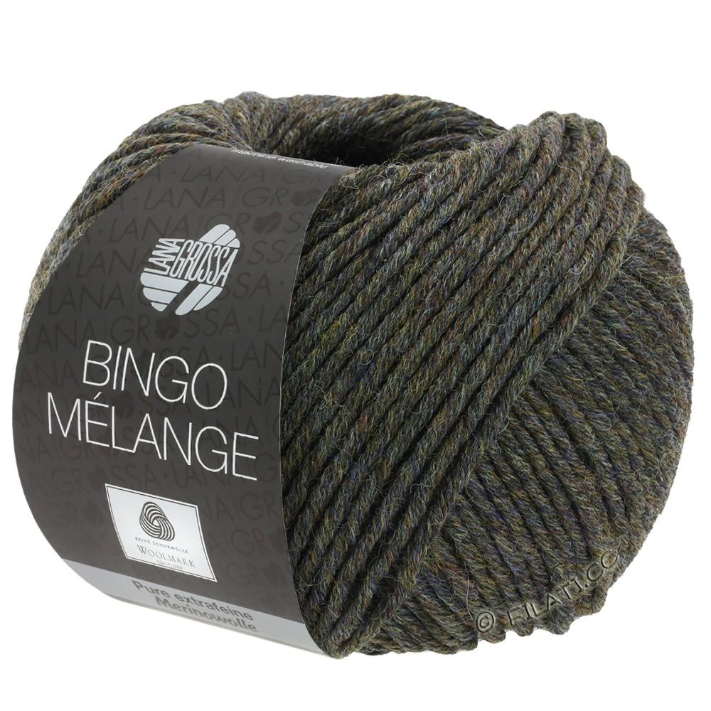 Lana Grossa BINGO  Uni/Melange/Print уни/меланж/принт | 207-грязь меланжевый