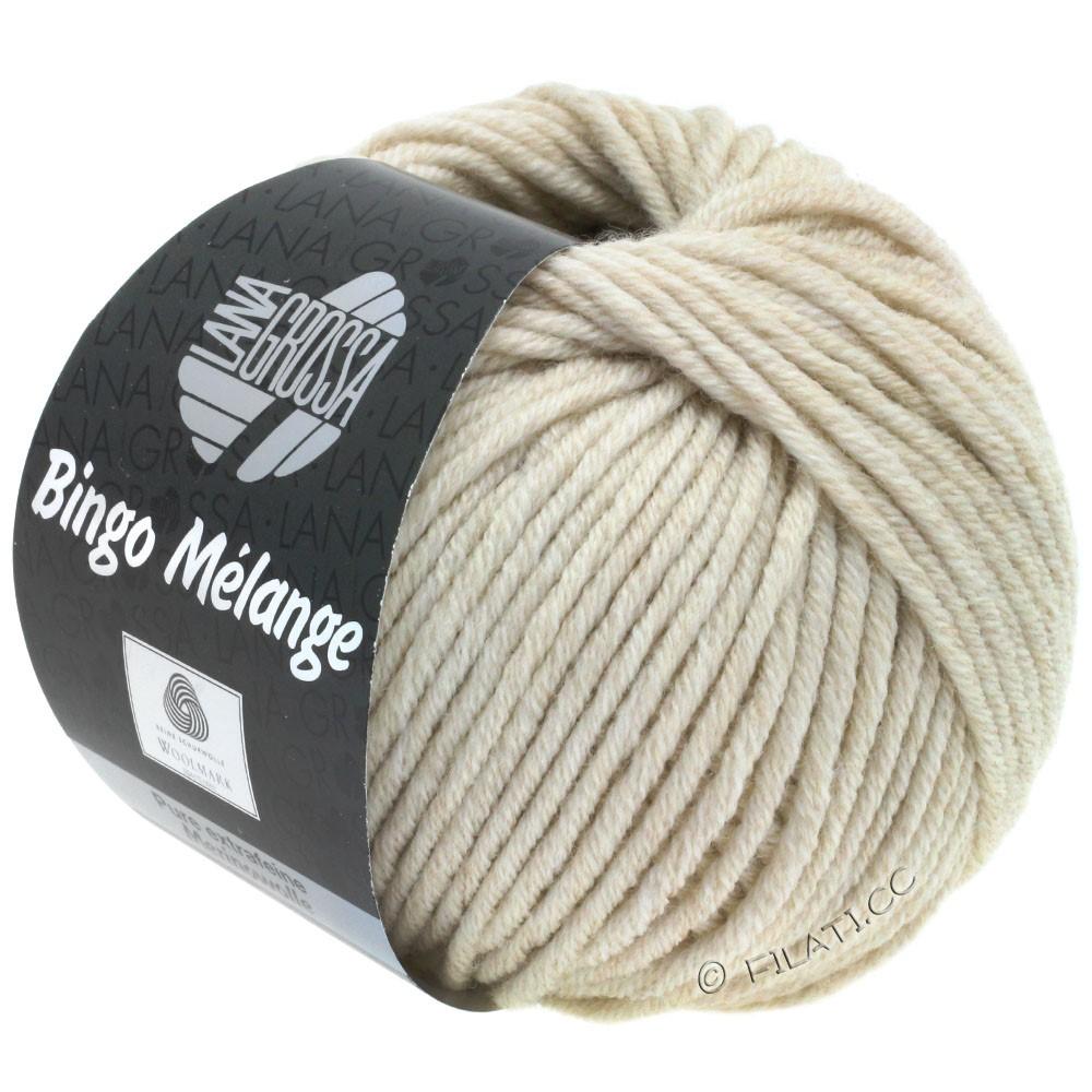 Lana Grossa BINGO  Uni/Melange/Print уни/меланж/принт | 238-натуральный меланжевый