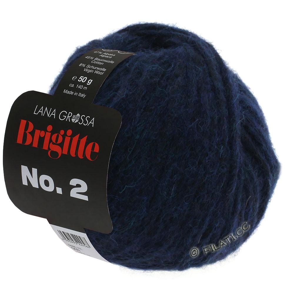 Lana Grossa BRIGITTE NO. 2 | 05-тёмно-синий