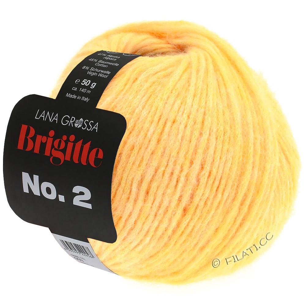 Lana Grossa BRIGITTE NO. 2 | 08-жёлтый