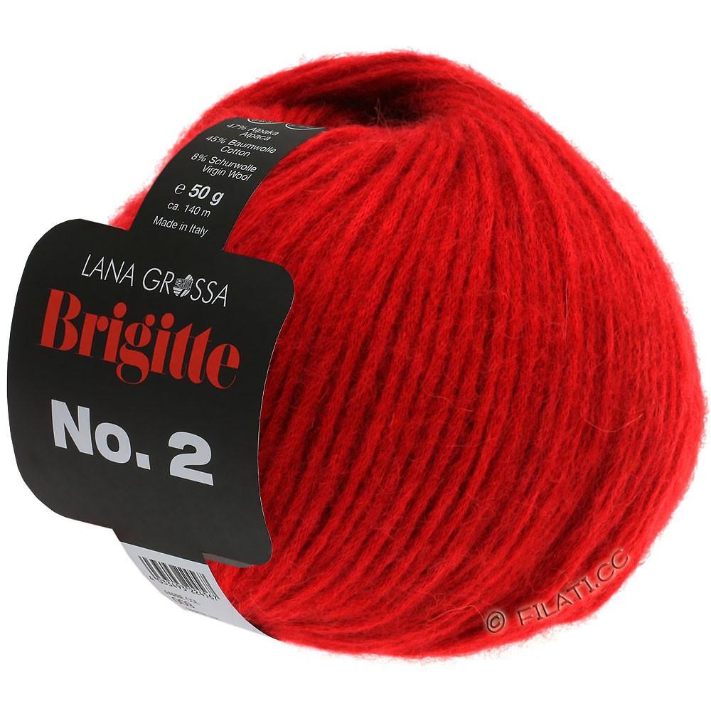 Lana Grossa BRIGITTE NO. 2 | 09-красный