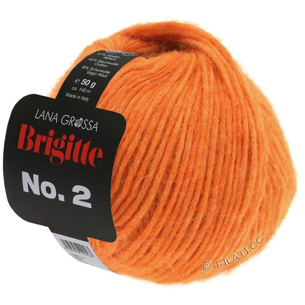 Lana Grossa BRIGITTE NO. 2 | 10-оранжевый