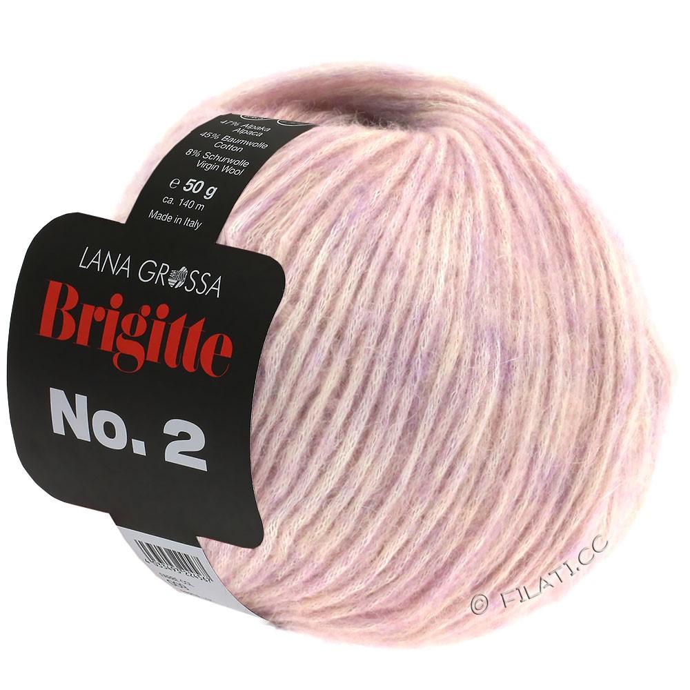 Lana Grossa BRIGITTE NO. 2 | 12-ветхо-розовый