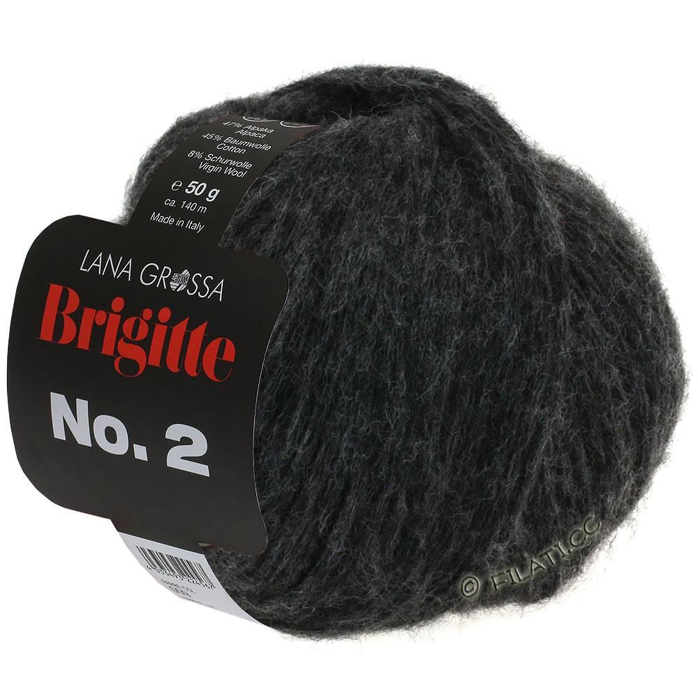 Lana Grossa BRIGITTE NO. 2 | 14-чёрный