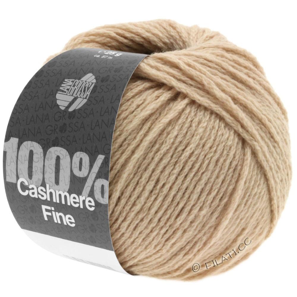 Lana Grossa 100% Cashmere Fine | 05-бежевый