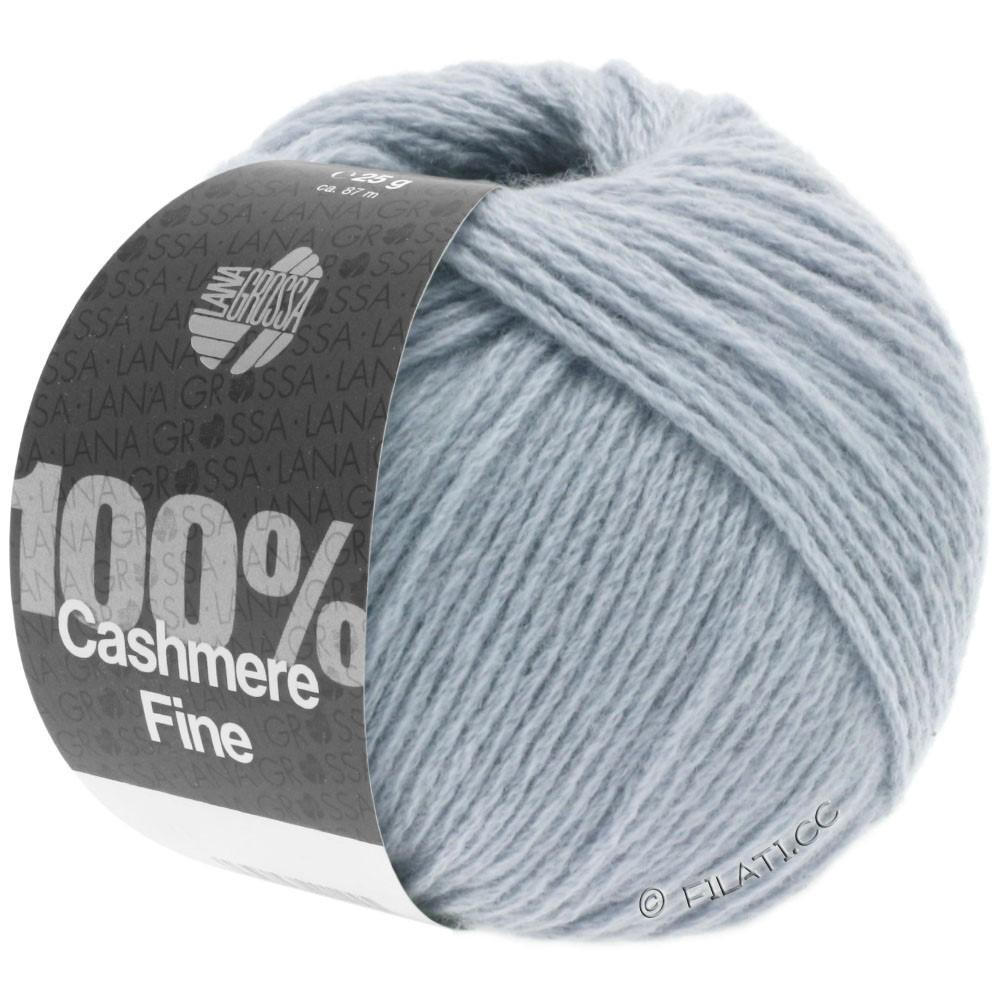 Lana Grossa 100% Cashmere Fine | 11-серо-синий