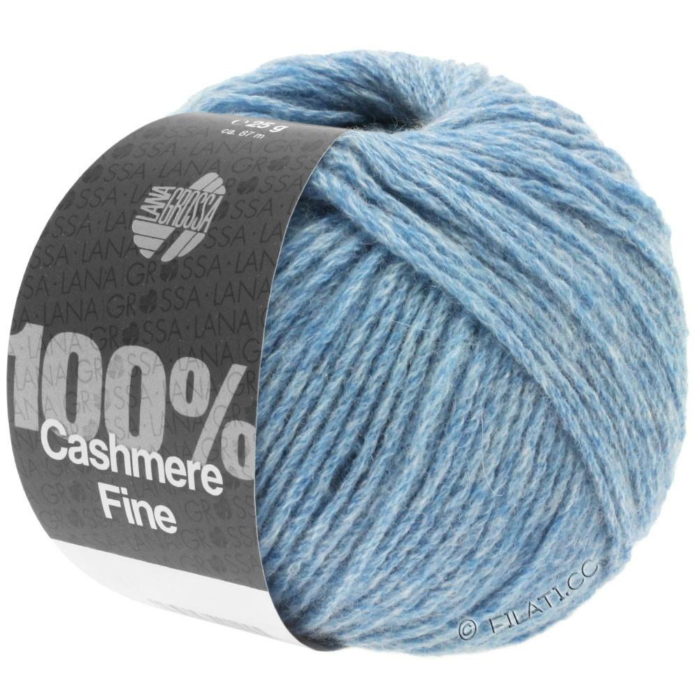 Lana Grossa 100% Cashmere Fine | 19-светло-голубой