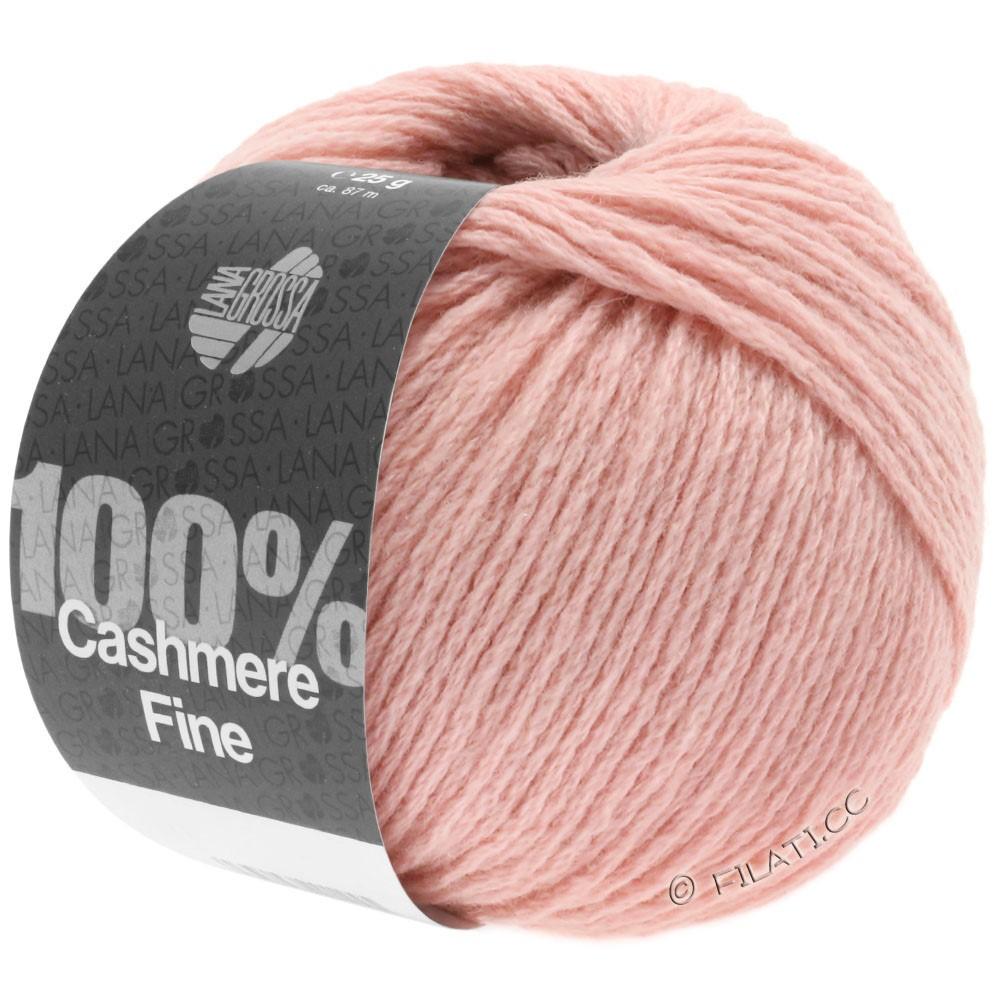 Lana Grossa 100% Cashmere Fine | 23-розовый