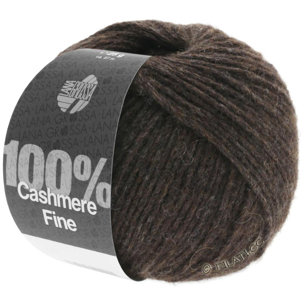 Lana Grossa 100% Cashmere Fine | 25-кофе мокко