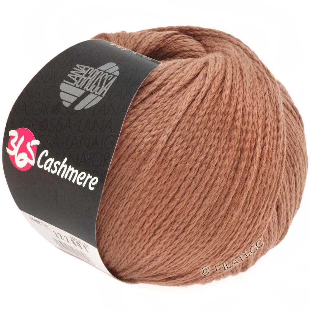 Lana Grossa 365 CASHMERE | 15-красный, как обожженной глины
